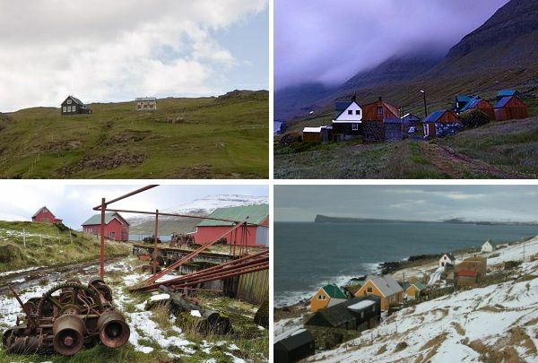 4 Lonely Ghost Towns of the Faroe Islands