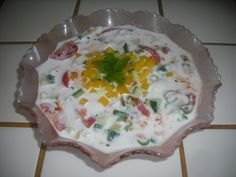 Pacific Raw Fish Salad
