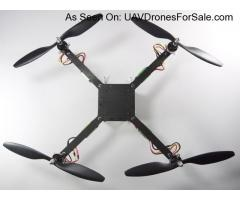 Scout 3 Carbon Fiber Quadcopter Kit, Rugged UAV Drone, has the ability for Long Flight Times. FOR SALE! http://uavdronesforsale.com/index.php?page=item=224