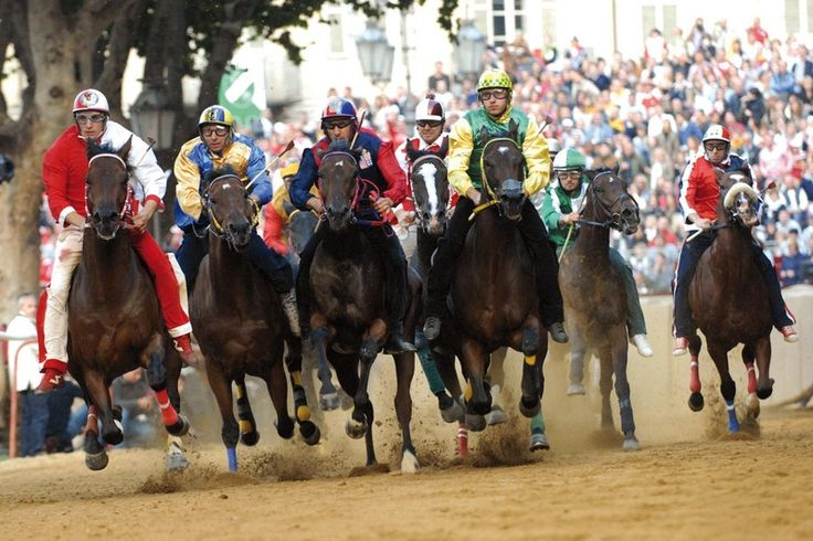 The Palio di Asti is so exciting! It's Piemonte's version of the Palio of Siena, with a very long history too. Monferrato, Italy