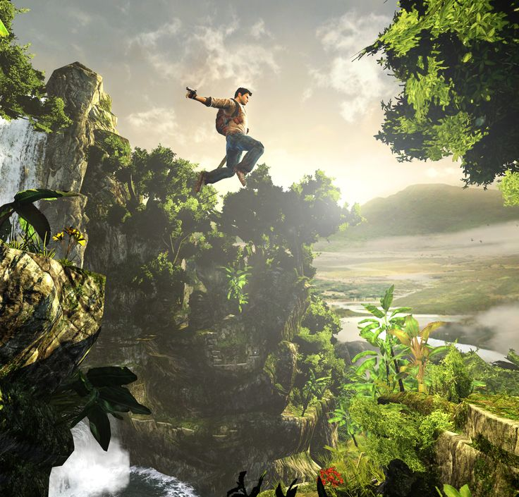 Uncharted Wallpaper: 9 Best Images About Uncharted On Pinterest