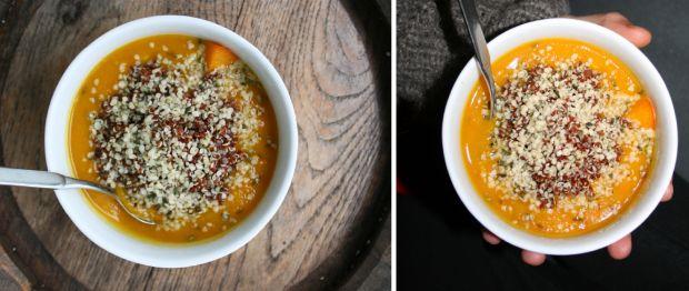 pumpkin power super bowl