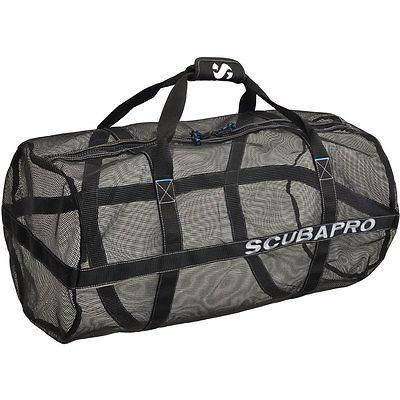 Gear Bags 29576: Scubapro Dive Equipment Scuba Gear Mesh Bag, Scubapro Coated Mesh Bag BUY IT NOW ONLY: $73.0 http://www.deepbluediving.org/cressi-leonardo-dive-computer-review/