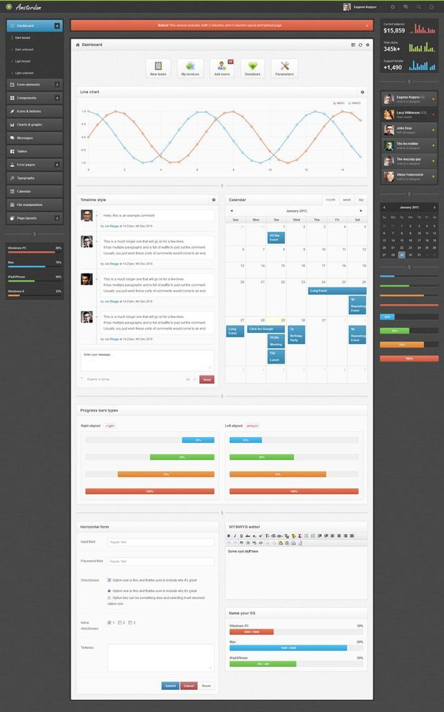 30 best Admin UI Pattern images on Pinterest Dashboard design - microstrategy administrator sample resume