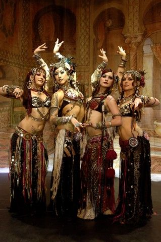 Raks Sharki, also called belly dance, is a form of dance which popular in middle east area. But few understand the effects it has on the human body. The graceful hip drops, rolls, and pivots of this dance form utilize muscle groups in the abdomen, pelvis, trunk, spine, and neck, working with the body instead of against it.