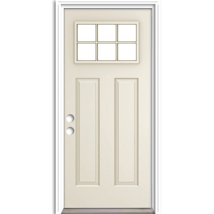ReliaBilt X Prehung Inswing Steel Entry Door Lowes Front Door
