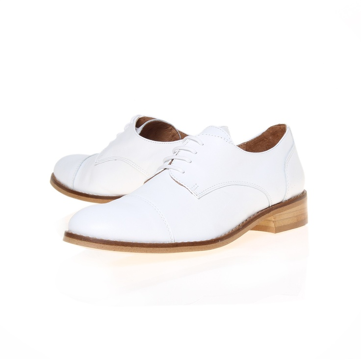 lulu, white shoe by kg kurt geiger - women shoes flats