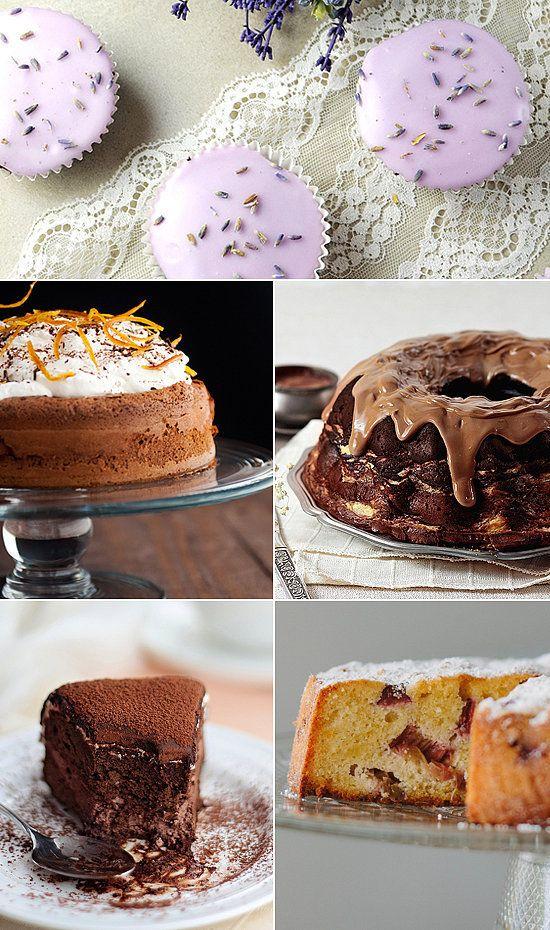 14 Absolutely Fabulous Flourless Cakes