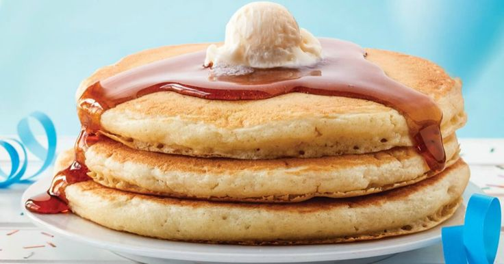 $0.59 Short Stacks @ IHOP on 7/18! July 18th, 7am-7pm We're celebrating 59 years of pancakes with an anniversary gift for you: a short stack for just 59¢. Get 'em while they're hot! Valid July 18, 2017, 7AM-7PM, at participating IHOP® restaurants only. Limit one short stack of three buttermilk...