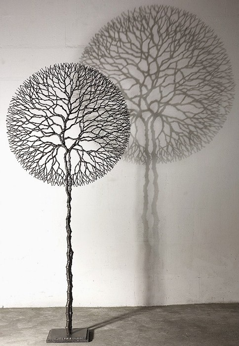 the art room plant: Jae Hyo Lee's work in steel