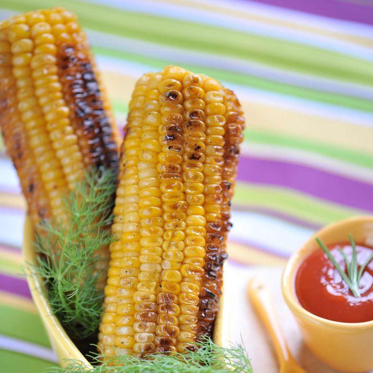Découvrez la recette maïs grillé sauce nouvelle-orléans sur cuisineactuelle.fr.