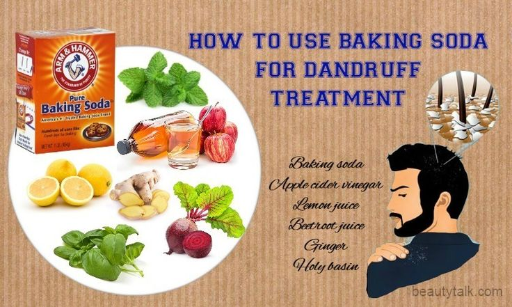 7 Best Tips How To Use Baking Soda For Dandruff Treatment