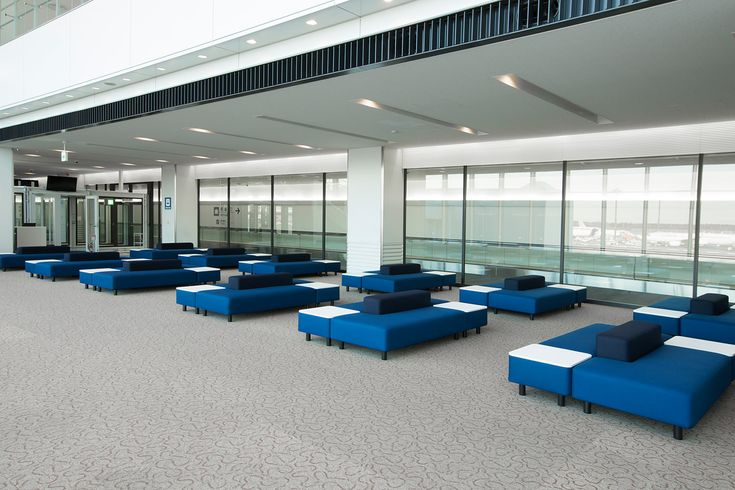 airport furniture benches - Google Search