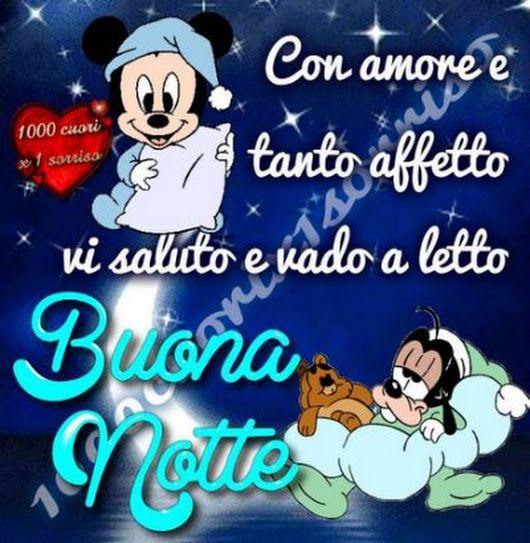 A Tutti Amiche E Amici Della Community Buonanotte E Sogni D