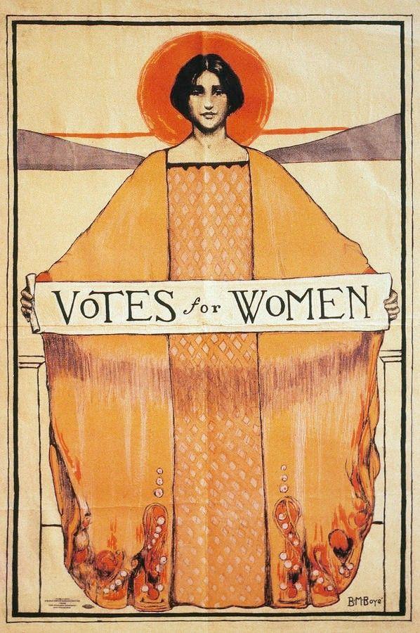 The Women's Suffrage Campaign