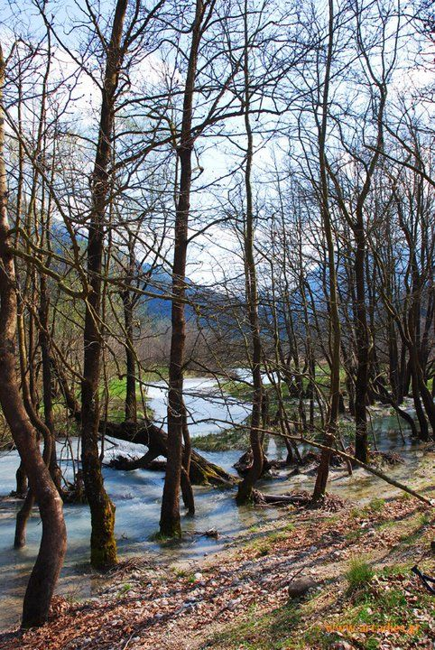 Krathis river (Achaea)