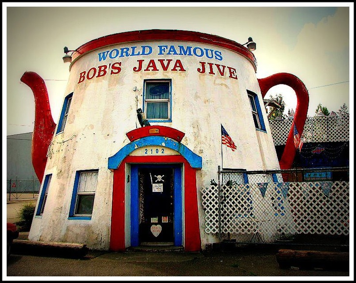 Bob's Java Jive - Tacoma, Washington