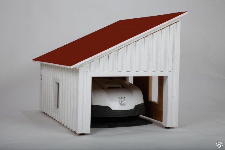 hus till robotgräsklippare - Google Search