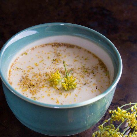 Fennel Pollen Pots De Creme. Recipe by Indiaphile.info