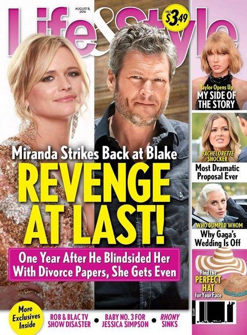 Miranda Lambert Pregnant With Anderson East's Baby – Ultimate Revenge On Blake…