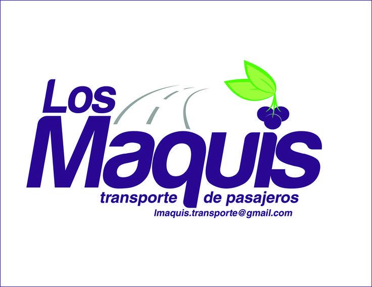 Logo Transporte Los Maquis