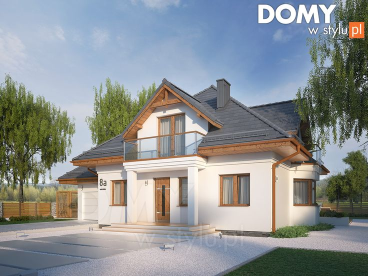 Wilga 4 projekt domu