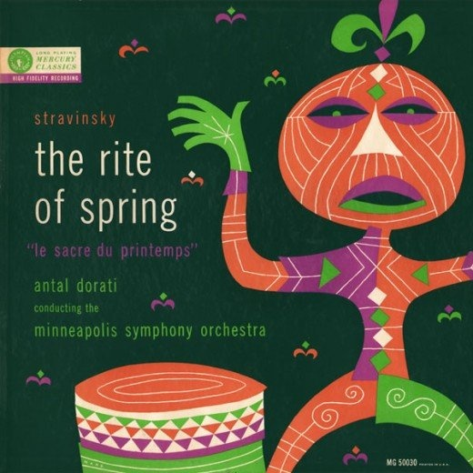 """rite of spring an illustration of As to the rite of spring, i remain unsure whether craft's account deserves the description 'rigorous' or 'rudderless' expressive inflexion is judicious, and tempos are on the fast side, especially the """"introduction"""" to part 2, which ignores stravinsky's metronome marking (as did stravinsky, if not to the same degree."""