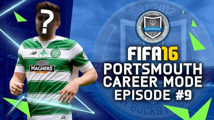 FIFA 16 | Portsmouth Career Mode #9 - MORE HUGE SIGNINGS!!! #JayBucksRTG...