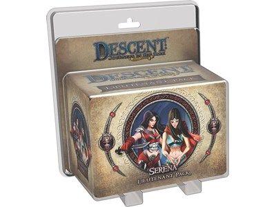 Descent Serena Lieutenant