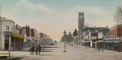 Barkers St Castlemaine 1908