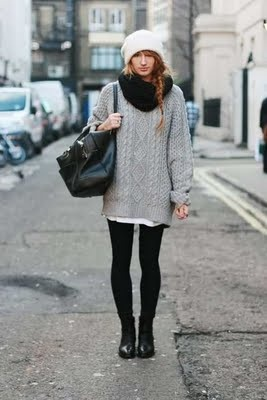 I want a giant sweater this winter!❄️⛄️