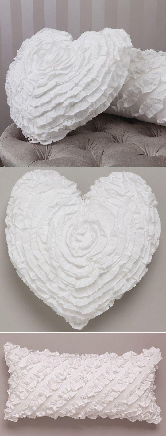 Hearts White by Logan & Mason