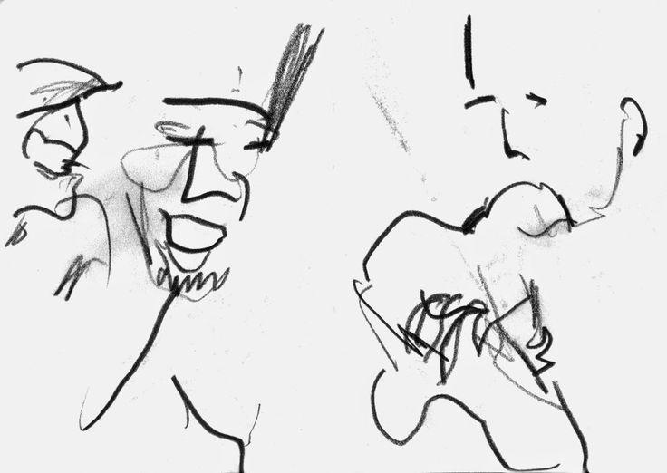 LondonJazz: RECENSIONE: Peter Brötzmann / Hamid Drake / William Parker Trio al Cafe Oto