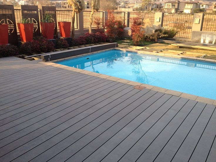 95 sqm deck done recently