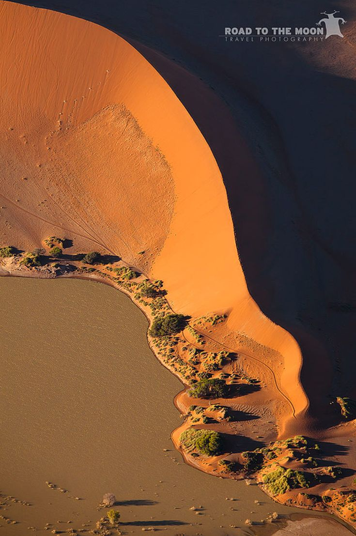Africa | Sossusvlei.  Namibia | ©Raúl Cruz Arnelas / Road to the Moon