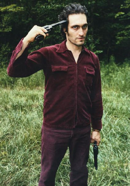 Vincent Gallo #pantone color of the year 2015 | #marsala