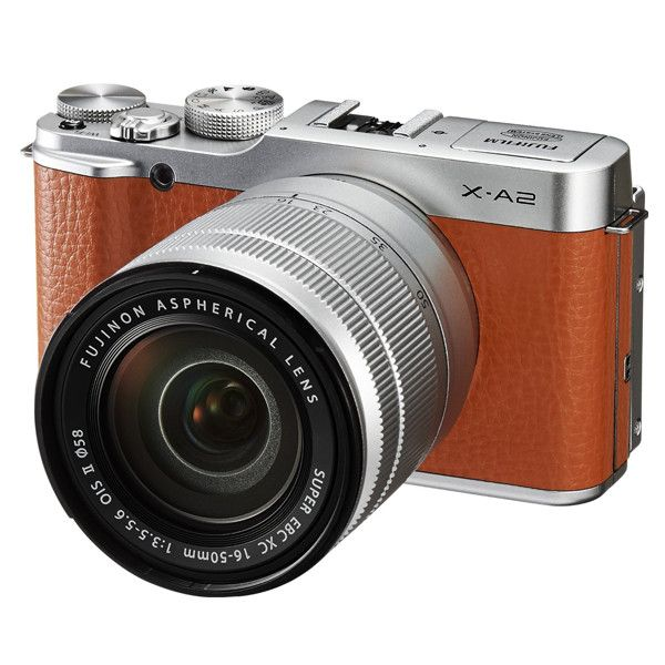 Fujifilm X-A2 Vintage Style Camera