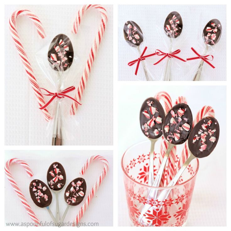 diy Chocolate Spoons | A Spoonful of Sugar
