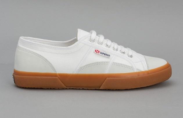 Oliver Spencer for Superga 2750 Tennis Shoes – Canvas or Leather