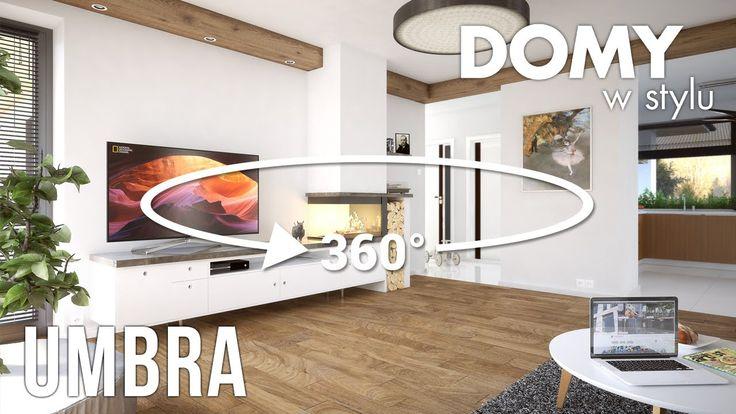 Projekt Umbra to nieduży dom parterowy o optymalnym układzie funkcjonalnym. Wnętrza są nowoczesne, choć nieprzesadzone. Pełna prezentacja projektu znajduje się na stronie: http://www.domywstylu.pl/projekt-domu-umbra.php. #umbra #domy #projekty #projekt #film #video #design #wnętrza #projektygotowe #domyparterowe