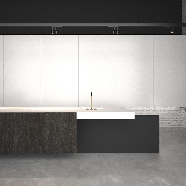 Project M1114 by AD Office - kitchen render