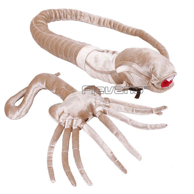Discount!! Alien Chestburster / Facehugger Plush Toys Soft Stuffed Dolls 2 Types