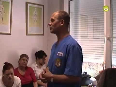 Огулов А Висцеральная Хиропрактика исцеления 4/16 - YouTube