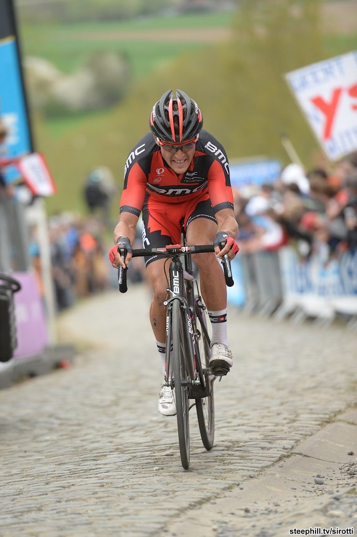 2014 tour-of-flanders photos - Greg Van Avermaet (Bmc)