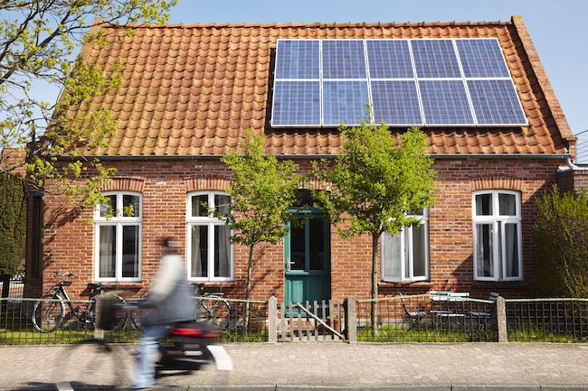 How Solar Panels Affect Getting A Mortgage Putting Solar Panels On Www Quick Best Solar Panels Solar Panels Solar