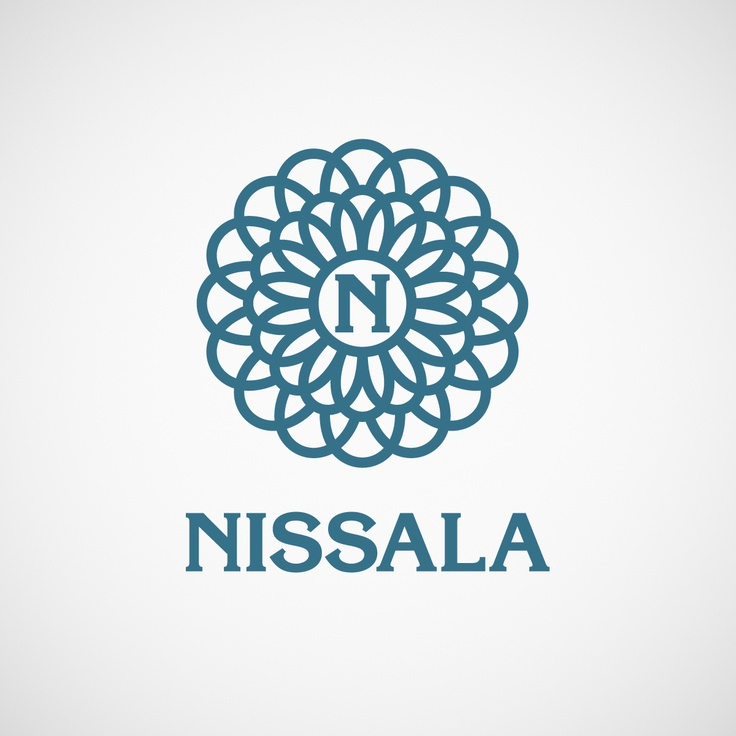Logo for Nissala (horse stables + show jumping, dressage, racing and coaching). Erno Bärlund - Portfolio