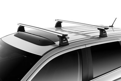 Mitsubishi Outlander Phev Roof Rack Crossbars Mz314636 With