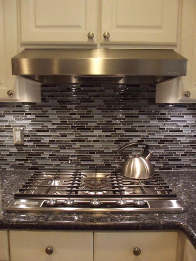 Backlash For Kitchen Mixed Tile