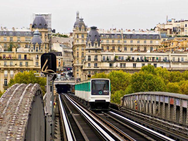Транспортный блог Saroavto: Париж: На расширение метро выделили 795 млн евро