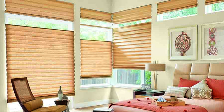 If you've been looking for an excuse to replace old treatments with the very best of Hunter Douglas, the time is now!